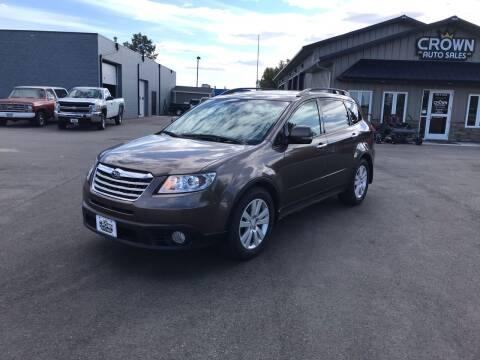 2008 Subaru Tribeca for sale at Crown Motor Inc in Grand Forks ND