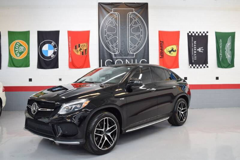 2018 Mercedes-Benz GLE for sale at Iconic Auto Exchange in Concord NC
