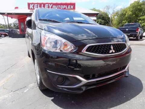 2020 Mitsubishi Mirage for sale at Kelley Autoplex in San Antonio TX