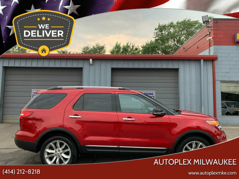 2012 Ford Explorer for sale at Autoplex Milwaukee in Milwaukee WI