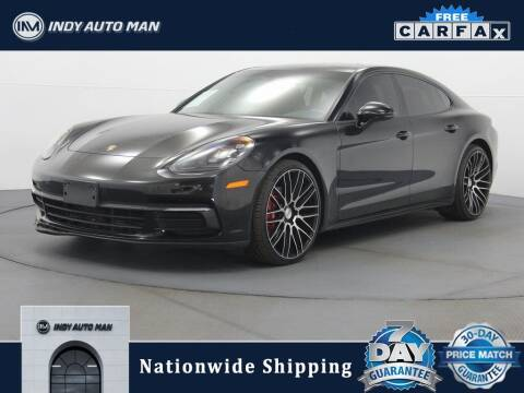 2017 Porsche Panamera for sale at INDY AUTO MAN in Indianapolis IN