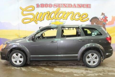 2014 Dodge Journey for sale at Sundance Chevrolet in Grand Ledge MI