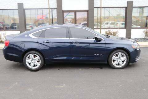 2018 Chevrolet Impala for sale at Ultimate Auto Deals DBA Hernandez Auto Connection in Fort Wayne IN