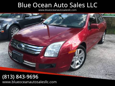 2007 Ford Fusion for sale at Blue Ocean Auto Sales LLC in Tampa FL