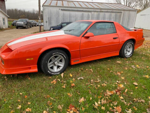 1984 Chevrolet Camaro for sale at Dave's Auto & Truck in Campbellsport WI