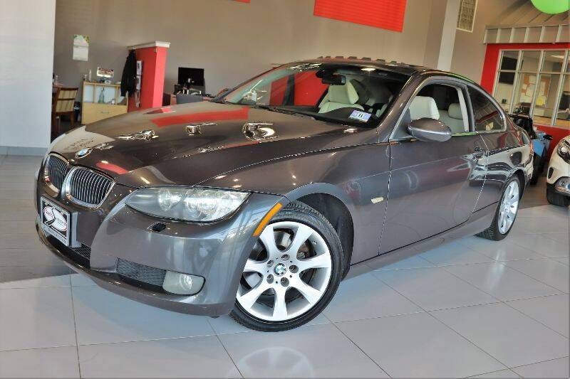 2008 BMW 3 Series for sale at Quality Auto Center of Springfield in Springfield NJ