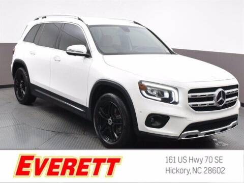 2020 Mercedes-Benz GLB for sale at Everett Chevrolet Buick GMC in Hickory NC