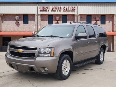 2012 Chevrolet Suburban for sale at Best Auto Sales LLC in Auburn AL