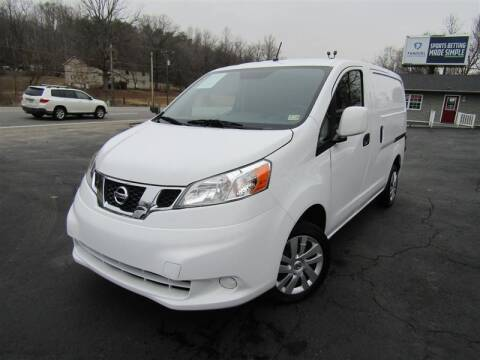 2019 Nissan NV200 for sale at Guarantee Automaxx in Stafford VA