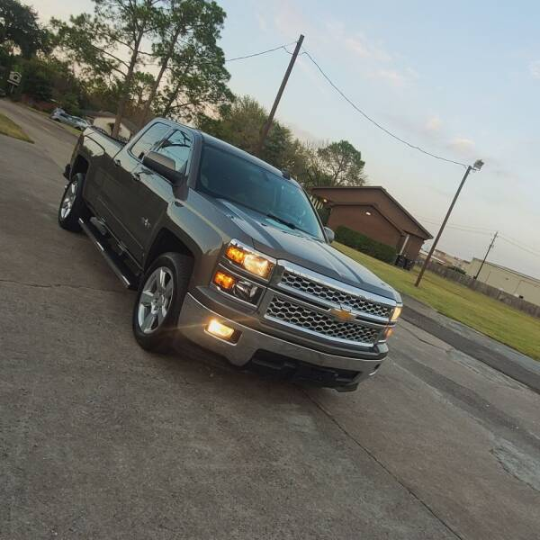 2015 Chevrolet Silverado 1500 for sale at MOTORSPORTS IMPORTS in Houston TX