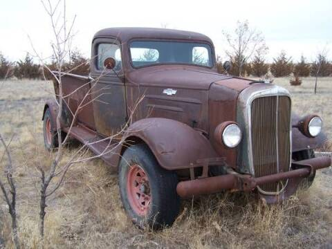 1936 Chevrolet Street Rod for sale at Classic Car Deals in Cadillac MI