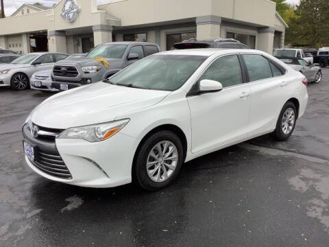 2017 Toyota Camry for sale at Beutler Auto Sales in Clearfield UT