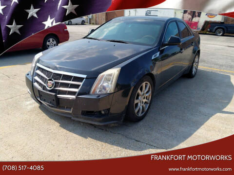 2009 Cadillac CTS for sale at Frankfort Motorworks in Frankfort IL