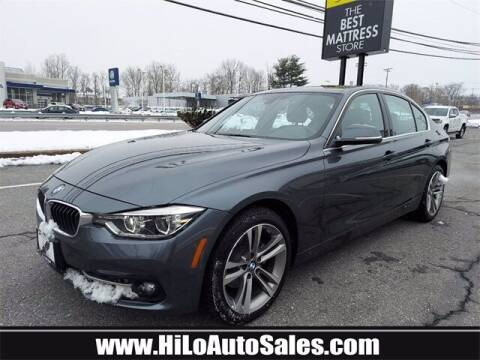 2018 BMW 3 Series for sale at Hi-Lo Auto Sales in Frederick MD