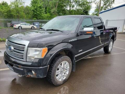 2011 Ford F-150 for sale at North Oakland Motors in Waterford MI