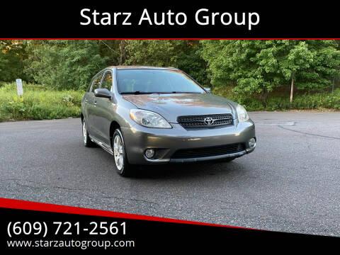 2006 Toyota Matrix for sale at Starz Auto Group in Delran NJ