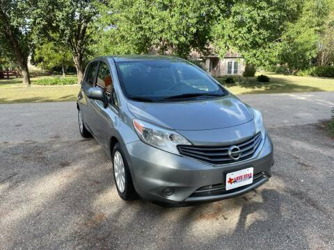2014 Nissan Versa Note for sale at CARWIN MOTORS in Katy TX