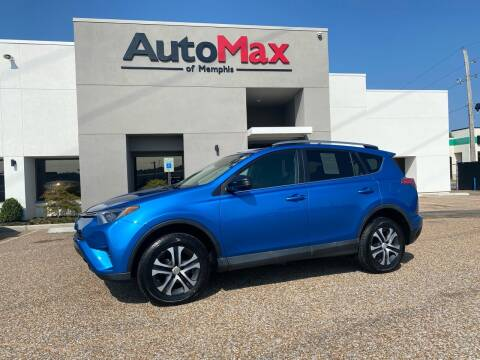 2017 Toyota RAV4 for sale at AutoMax of Memphis - Alex Vivas in Memphis TN