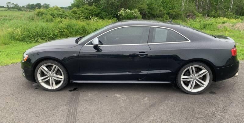 2009 Audi S5 for sale at eurO-K in Benton ME