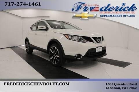 2017 Nissan Rogue Sport for sale at Lancaster Pre-Owned in Lancaster PA