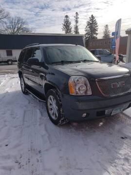 2008 GMC Yukon for sale at WB Auto Sales LLC in Barnum MN