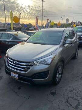 2015 Hyundai Santa Fe Sport for sale at LA PLAYITA AUTO SALES INC - 3271 E. Firestone Blvd Lot in South Gate CA