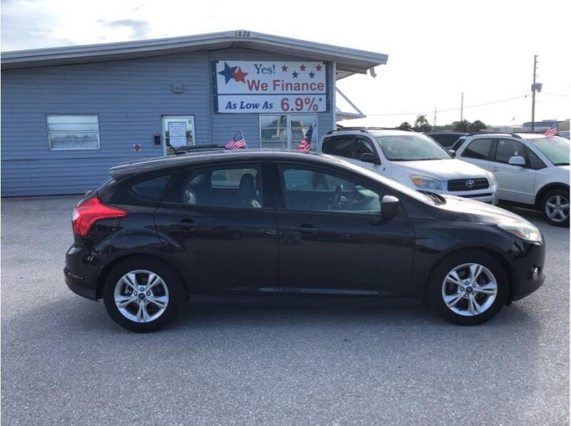 2012 Ford Focus for sale at My Value Car Sales in Venice FL