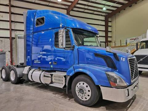 2014 Volvo VNL  670 SLP SERVICE RECORDS for sale at Transportation Marketplace in West Palm Beach FL
