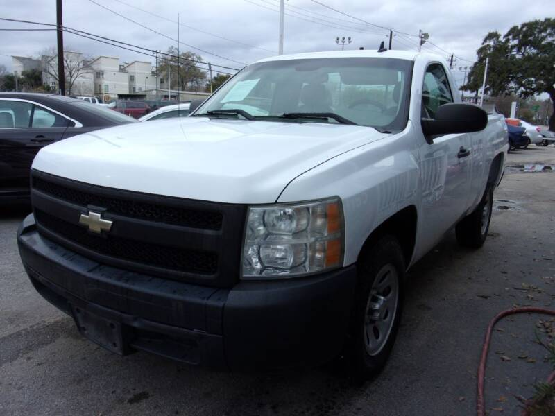2007 Chevrolet Silverado 1500 for sale at Carfast in Houston TX