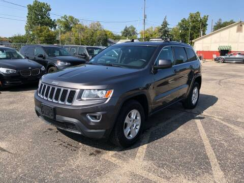 2014 Jeep Grand Cherokee for sale at Dean's Auto Sales in Flint MI