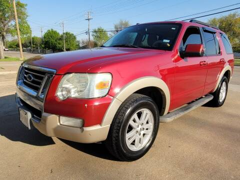 2010 Ford Explorer for sale at ZNM Motors in Irving TX
