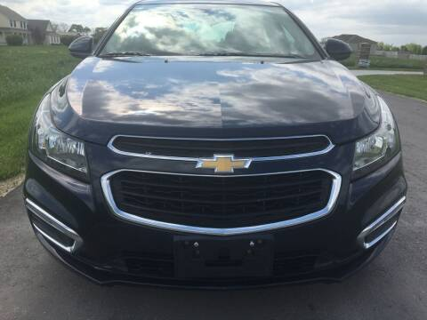 2016 Chevrolet Cruze Limited for sale at Nice Cars in Pleasant Hill MO