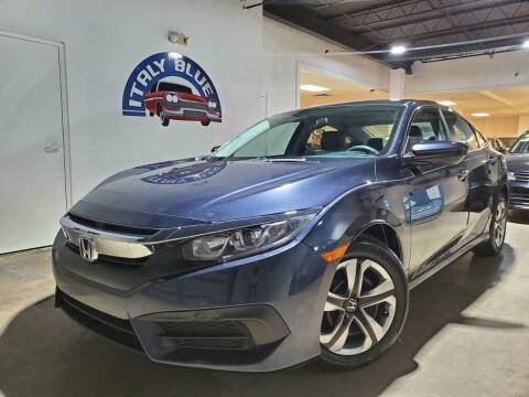 2017 Honda Civic for sale at Italy Blue Auto Sales llc in Miami FL