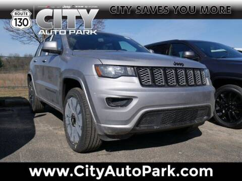 2020 Jeep Grand Cherokee for sale at City Auto Park in Burlington NJ
