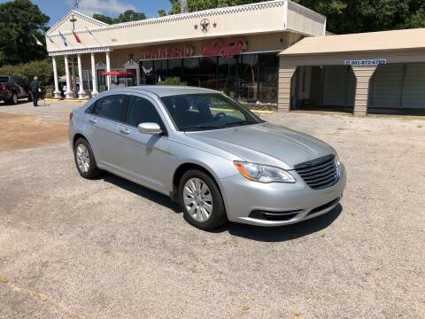 2011 Chrysler 200 for sale at Townsend Auto Mart in Millington TN