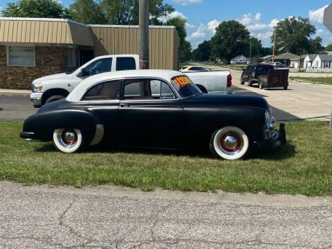 1950 Chevrolet Bel Air for sale at Walker Motors in Muncie IN