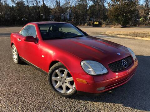 1999 Mercedes-Benz SLK for sale at The Auto Depot in Raleigh NC