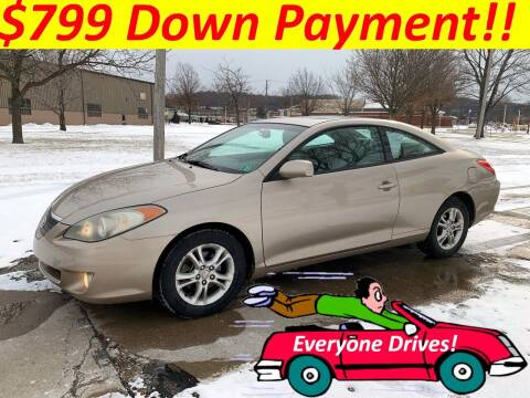 2006 Toyota Camry Solara for sale at World Automotive in Euclid OH
