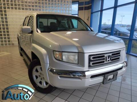 2006 Honda Ridgeline for sale at iAuto in Cincinnati OH