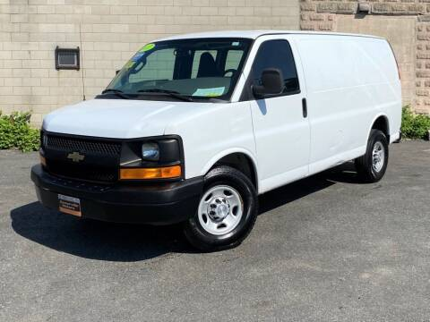 2017 Chevrolet Express Cargo for sale at Somerville Motors in Somerville MA