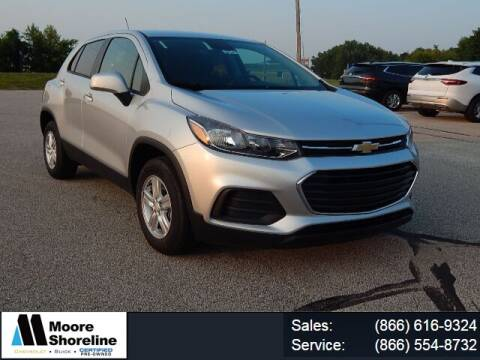 2021 Chevrolet Trax for sale at Moore Shoreline Chevrolet in Sebewaing MI