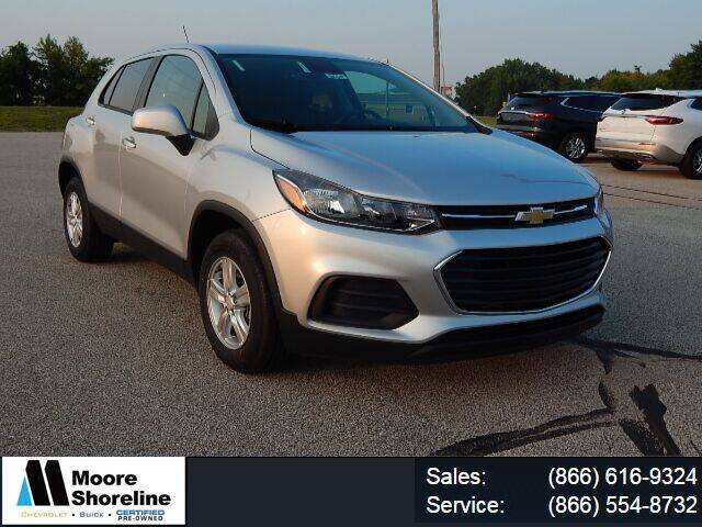2021 Chevrolet Trax for sale in Sebewaing, MI