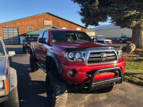 2005 Toyota Tacoma for sale at Coeur Auto Sales in Hayden ID