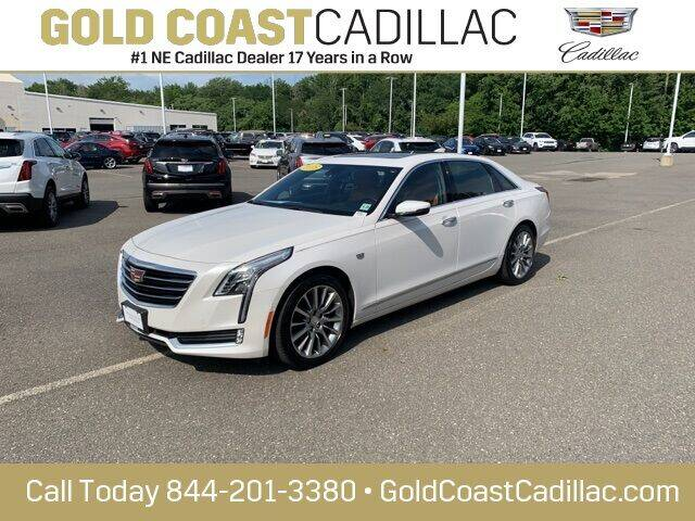 2018 Cadillac CT6 for sale at Gold Coast Cadillac in Oakhurst NJ
