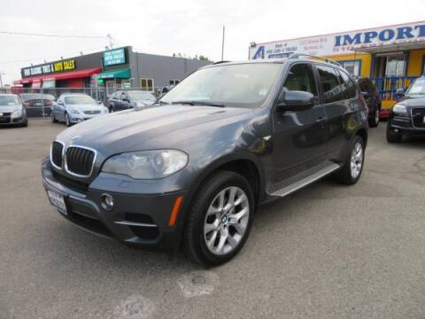 2011 BMW X5 for sale at Import Auto World in Hayward CA