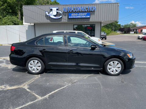 2012 Volkswagen Jetta for sale at JC AUTO CONNECTION LLC in Jefferson City MO