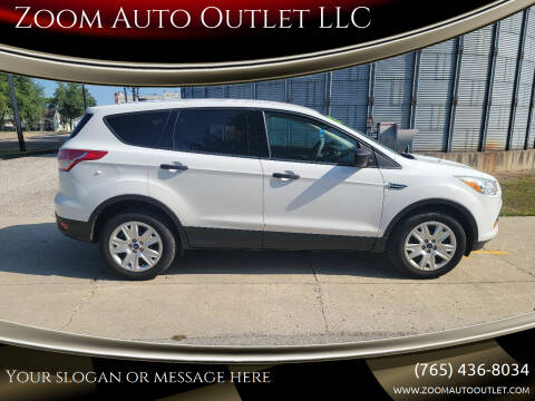 2013 Ford Escape for sale at Zoom Auto Outlet LLC in Thorntown IN