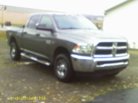 2013 RAM Ram Pickup 2500 for sale at Petillo Motors in Old Forge PA