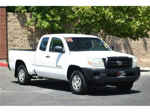 2008 Toyota Tacoma for sale at A-1 Auto Wholesale in Sacramento CA