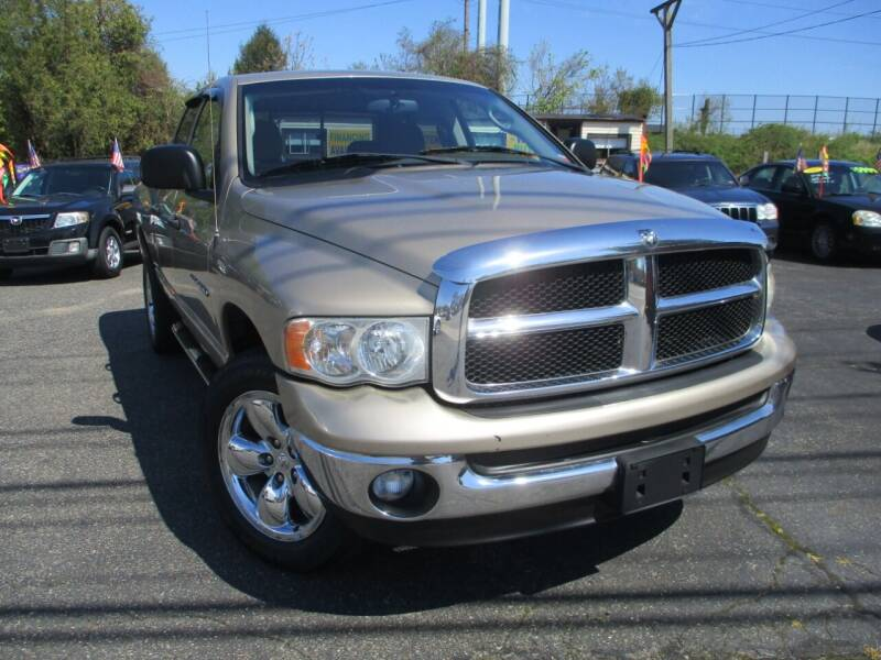 2005 Dodge Ram Pickup 1500 for sale at Unlimited Auto Sales Inc. in Mount Sinai NY